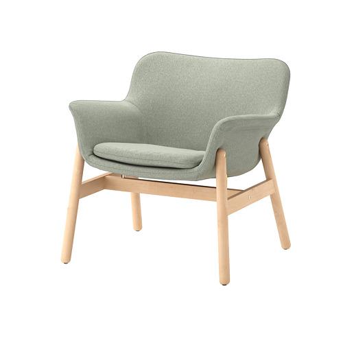 VEDBO - 扶手椅, Gunnared 淺綠色   IKEA 香港及澳門 - PE800035_S4