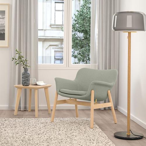 VEDBO - 扶手椅, Gunnared 淺綠色   IKEA 香港及澳門 - PE800036_S4