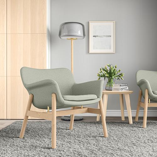 VEDBO - 扶手椅, Gunnared 淺綠色   IKEA 香港及澳門 - PE800037_S4