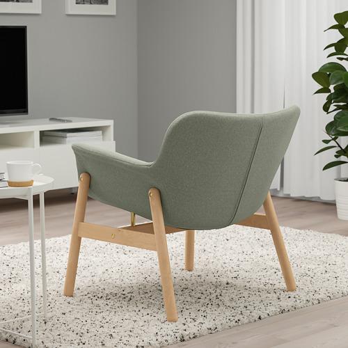 VEDBO - 扶手椅, Gunnared 淺綠色   IKEA 香港及澳門 - PE800042_S4