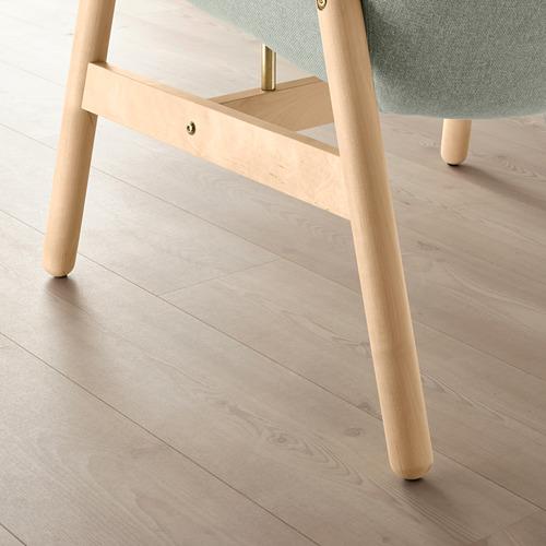 VEDBO - high-back armchair, Gunnared light green | IKEA Hong Kong and Macau - PE800044_S4