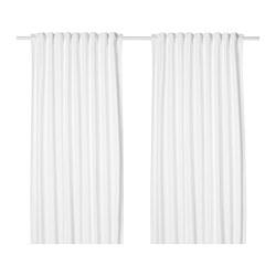TIBAST - 窗簾,一對, 白色 | IKEA 香港及澳門 - PE658042_S3