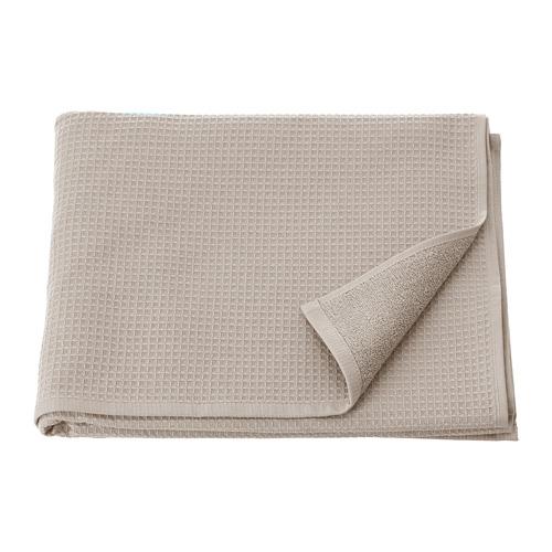 SALVIKEN - 浴巾, 深米黃色   IKEA 香港及澳門 - PE779318_S4
