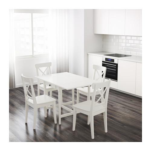 INGATORP - 摺板檯, 白色 | IKEA 香港及澳門 - PE599469_S4