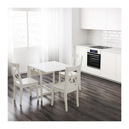 INGATORP - 摺板檯, 白色 | IKEA 香港及澳門 - PE599494_S4