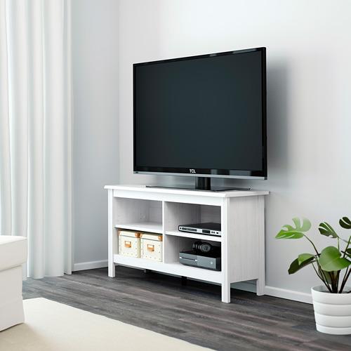 BRUSALI - 電視几, 白色 | IKEA 香港及澳門 - PE561992_S4