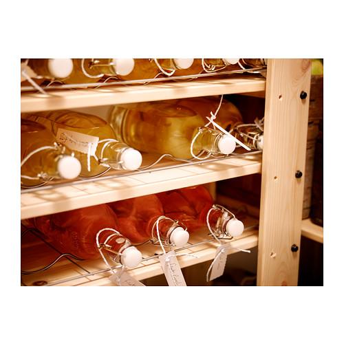 KORKEN - bottle with stopper, clear glass | IKEA Hong Kong and Macau - PE306301_S4