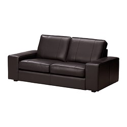KIVIK - two-seat sofa, Grann/Bomstad dark brown | IKEA Hong Kong and Macau - PE308517_S3