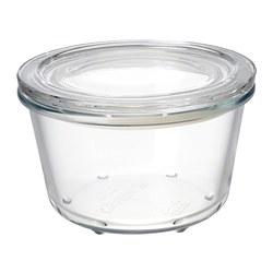IKEA 365+ - 連蓋食物盒, 玻璃, 600 毫升 | IKEA 香港及澳門 - PE706134_S3