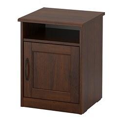 SONGESAND - 床頭几, 褐色 | IKEA 香港及澳門 - PE658162_S3