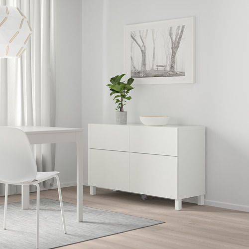 BESTÅ - storage combination w doors/drawers, Lappviken white | IKEA Hong Kong and Macau - PE746759_S4