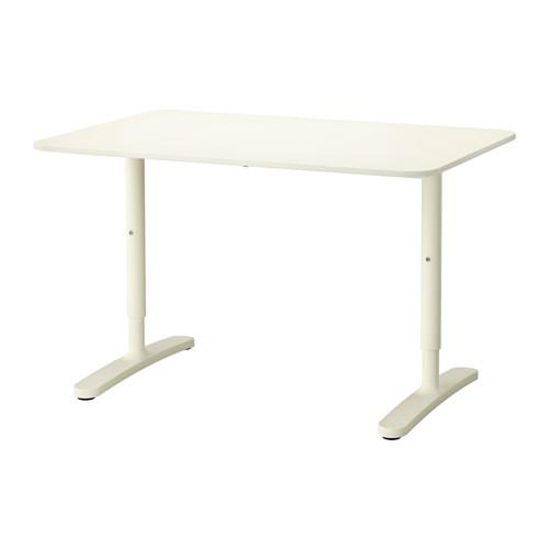 BEKANT - 書檯, 120x80cm, 白色 | IKEA 香港及澳門 - PE388781_S4