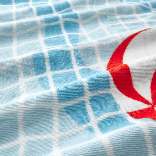 SPORTSLIG - bath towel, swimming pool pattern | IKEA Hong Kong and Macau - PE800499_S4