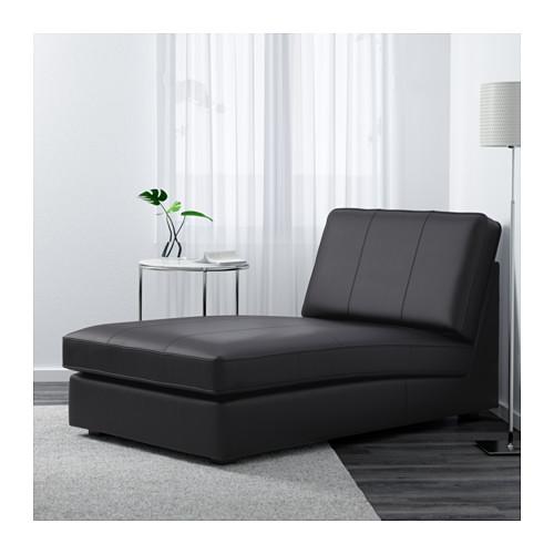 KIVIK - chaise longue, Grann/Bomstad black | IKEA Hong Kong and Macau - PE599920_S4