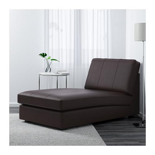 KIVIK - chaise longue, Grann/Bomstad dark brown | IKEA Hong Kong and Macau - PE599938_S4