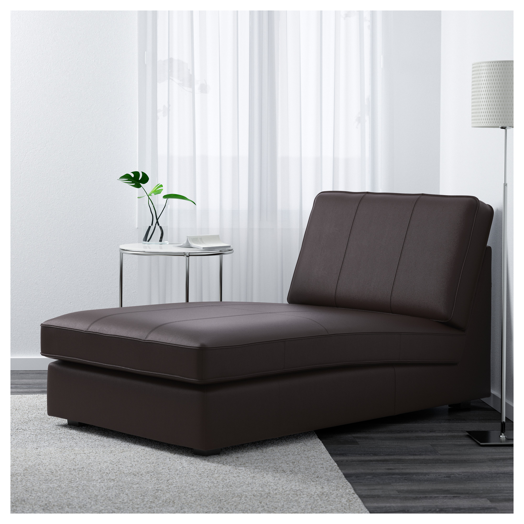 Sensational Kivik Chaise Longue Grann Bomstad Dark Brown Ikea Hong Kong Gmtry Best Dining Table And Chair Ideas Images Gmtryco