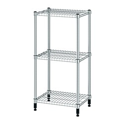 OMAR - shelving unit, galvanised | IKEA Hong Kong and Macau - PE706617_S3