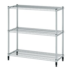 OMAR - shelving unit, galvanised | IKEA Hong Kong and Macau - PE706616_S3