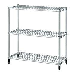 OMAR - 層架組合, 鍍鋅 | IKEA 香港及澳門 - PE706616_S3