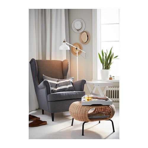 STRANDMON - 扶手椅, Nordvalla 深灰色 | IKEA 香港及澳門 - PH159256_S4