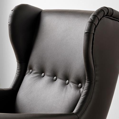 STRANDMON - 扶手椅, Grann/Bomstad 深褐色 | IKEA 香港及澳門 - PE800830_S4