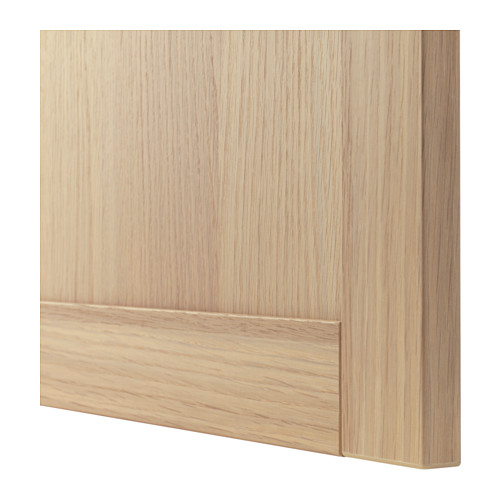 HANVIKEN - 門/抽屜面板, 染白橡木紋 | IKEA 香港及澳門 - PE535605_S4