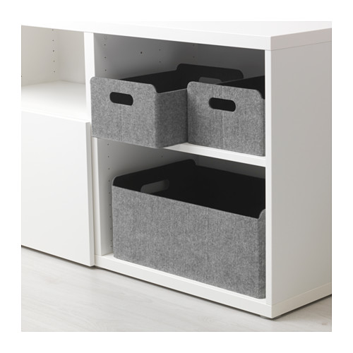 BESTÅ - box, grey | IKEA Hong Kong and Macau - PE536251_S4