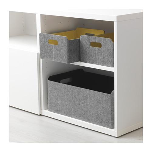 BESTÅ - box, yellow | IKEA Hong Kong and Macau - PE536245_S4