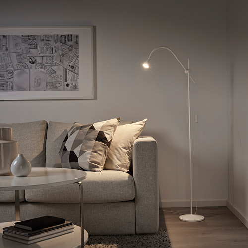 NÄVLINGE LED座地/閱讀燈