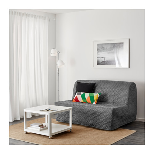 LYCKSELE HÅVET two-seat sofa-bed