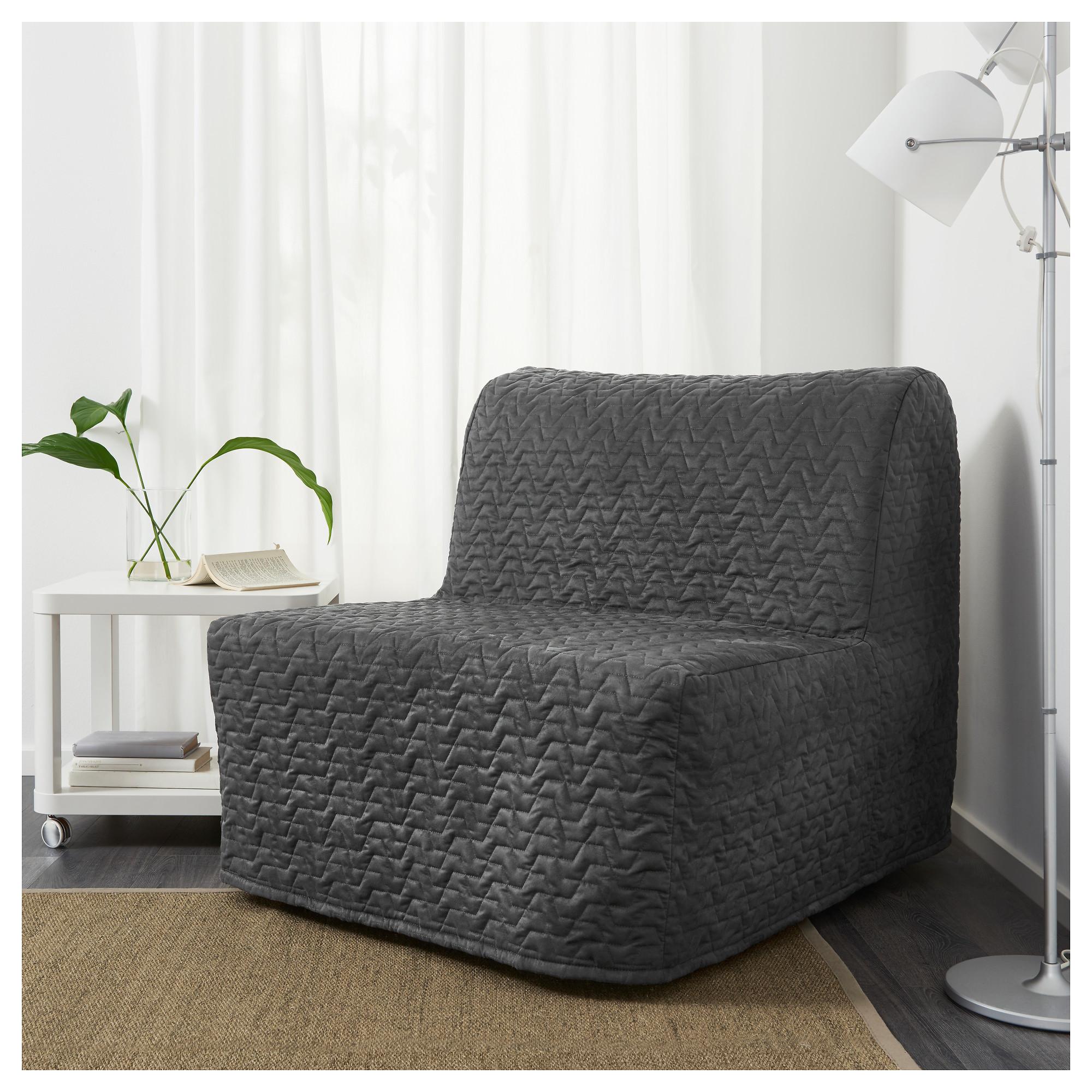 Lycksele Lovas Chair Bed Vallarum Grey Ikea Hong Kong And Macau