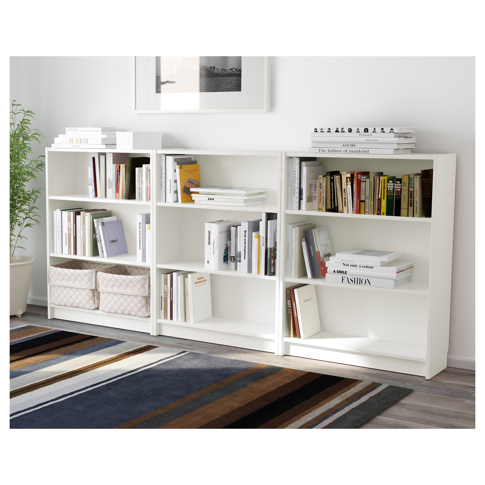 Billy Bookcase White Ikea Hong Kong