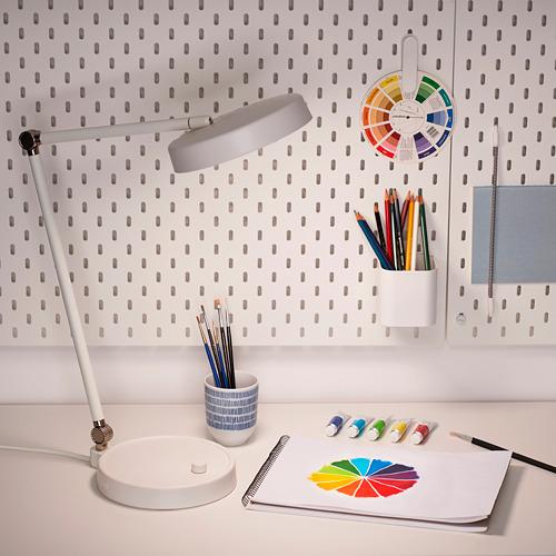ORSALA - LED工作燈, 可調式 白色   IKEA 香港及澳門 - PE803155_S4