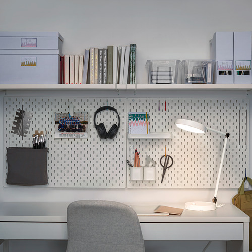 ORSALA - LED工作燈, 可調式 白色   IKEA 香港及澳門 - PE803156_S4