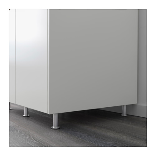 CAPITA - leg, stainless steel | IKEA Hong Kong and Macau - PE600399_S4