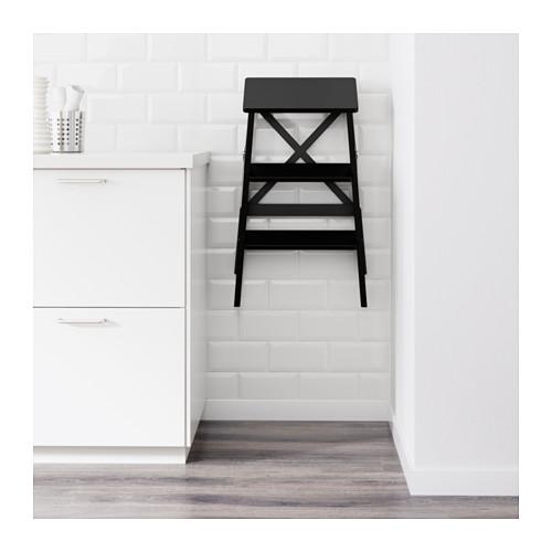 BEKVÄM - 摺梯,3級, 黑色 | IKEA 香港及澳門 - PE600438_S4
