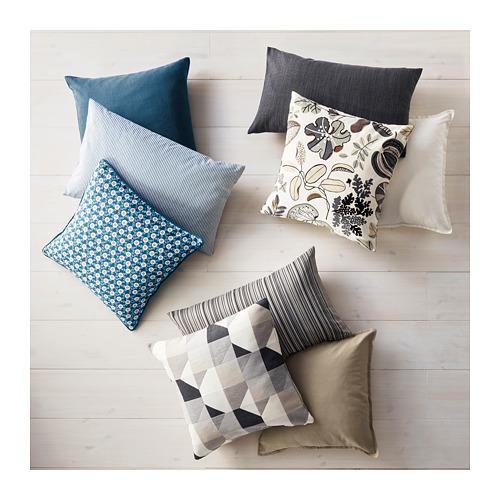 GURLI - cushion cover, white | IKEA Hong Kong and Macau - PE658563_S4