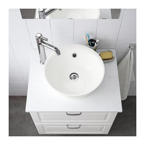 KATTEVIK - 櫃台板用洗手盆, 白色   IKEA 香港及澳門 - PE658665_S4