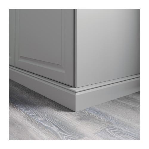 BODBYN - decorative plinth, grey   IKEA Hong Kong and Macau - PE600513_S4