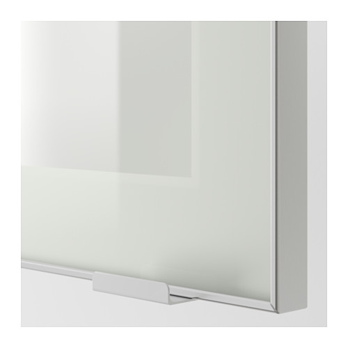 JUTIS glass door