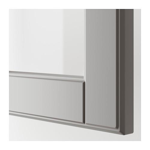 BODBYN glass door