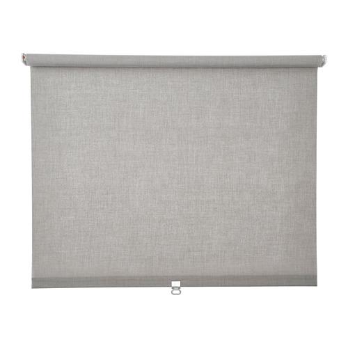 LÅNGDANS 捲軸簾, 80x195cm, 灰色