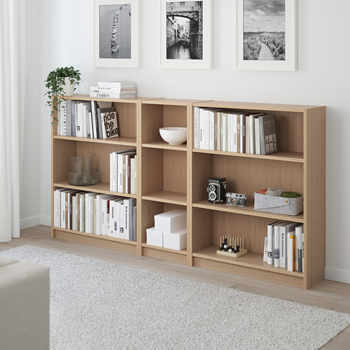 BILLY/MORLIDEN bookcase