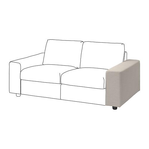 VIMLE - 扶手布套, 闊度/Gunnared 米黃色 | IKEA 香港及澳門 - PE801319_S4