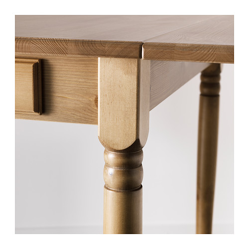 INGATORP drop-leaf table