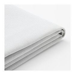 HOLMSUND - three-seat sofa-bed cover, Orrsta light white-grey | IKEA Hong Kong and Macau - PE658726_S3