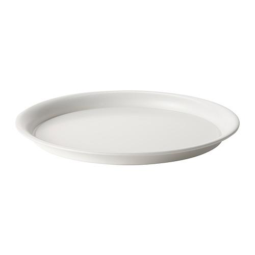 BIKARBONAT - 花盆底碟, 室內/戶外用 白色 | IKEA 香港及澳門 - PE804331_S4