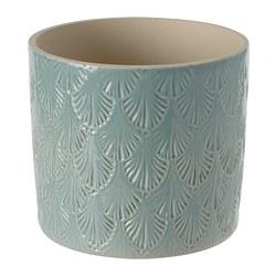CHIAFRÖN - 花盆, 室內/戶外用 淺藍色 | IKEA 香港及澳門 - PE804348_S3