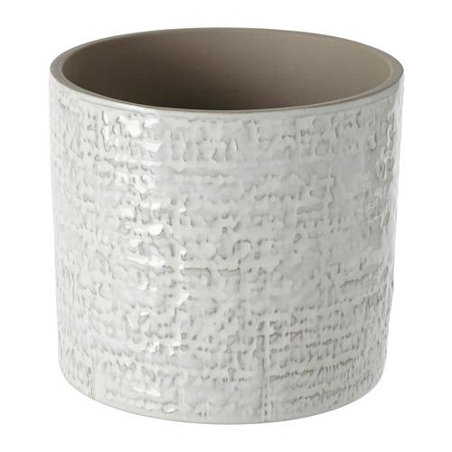 CHIAFRÖN - 花盆, 室內/戶外用 白色 | IKEA 香港及澳門 - PE804351_S4