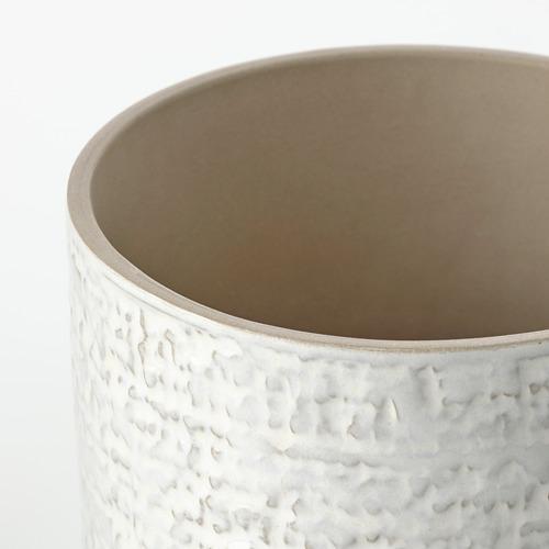 CHIAFRÖN - 花盆, 室內/戶外用 白色 | IKEA 香港及澳門 - PE804353_S4